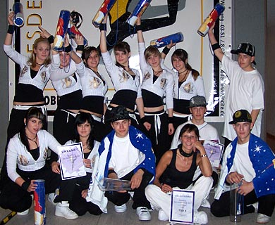 Dresdner Jazz Dance Pokal 2007 - X-Dream