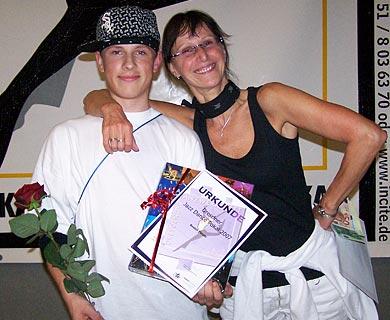 Dresdner Jazz Dance Pokal 2007 - Ralph Bender
